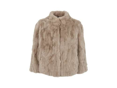 Jody Rabbit Fur Jacket