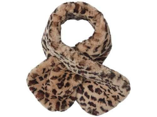 Marylin Rex Rabbit Fur Scarf